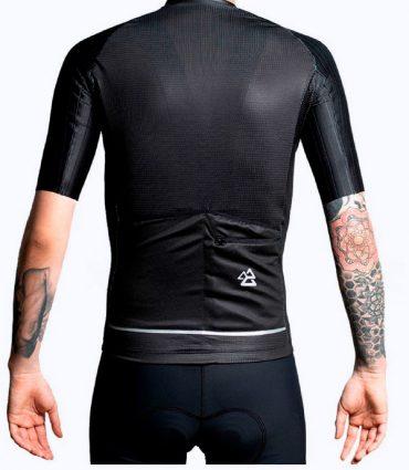 Tricota | Solid Black Hombre