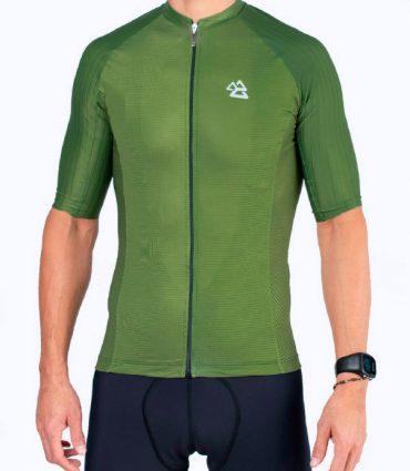 Tricota | Solid Verde Militar