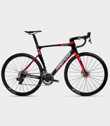 Bicicleta Ruta Mendiz F12