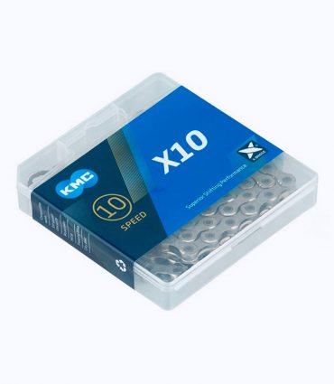 Cadena Kmc X10 10 Velocidades